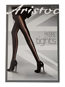 Ladder back tights