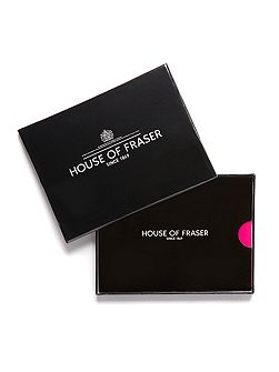 £25 Black House of Fraser Gift Card