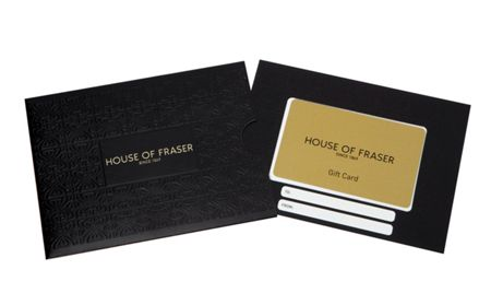 House of Fraser £50 Biba Gift Card