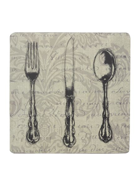 Inspire Cutlery placemats set of 4