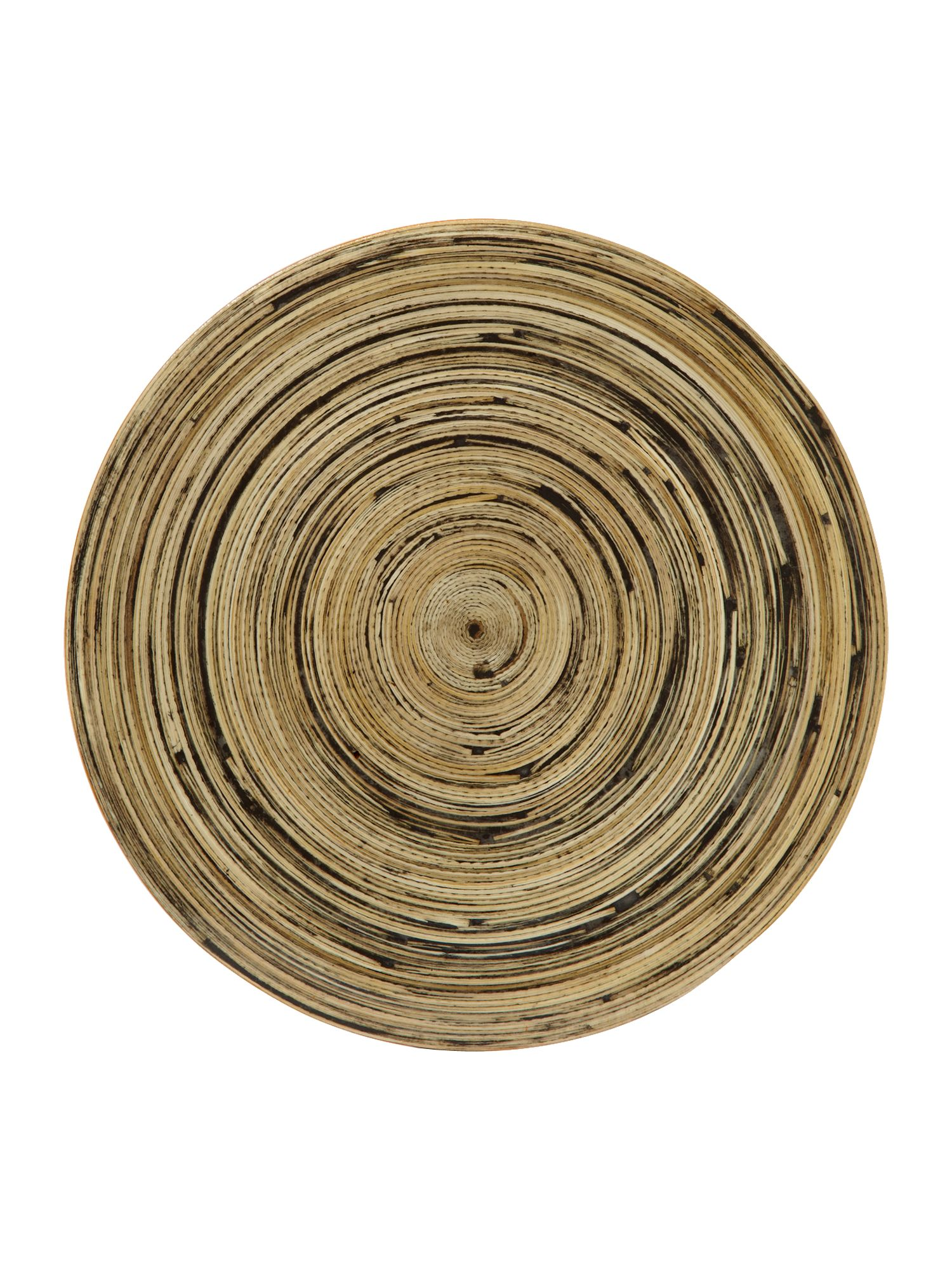 Inspire Spun bamboo placemats set of 2