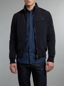 Armani Jeans Zip up logo jacket