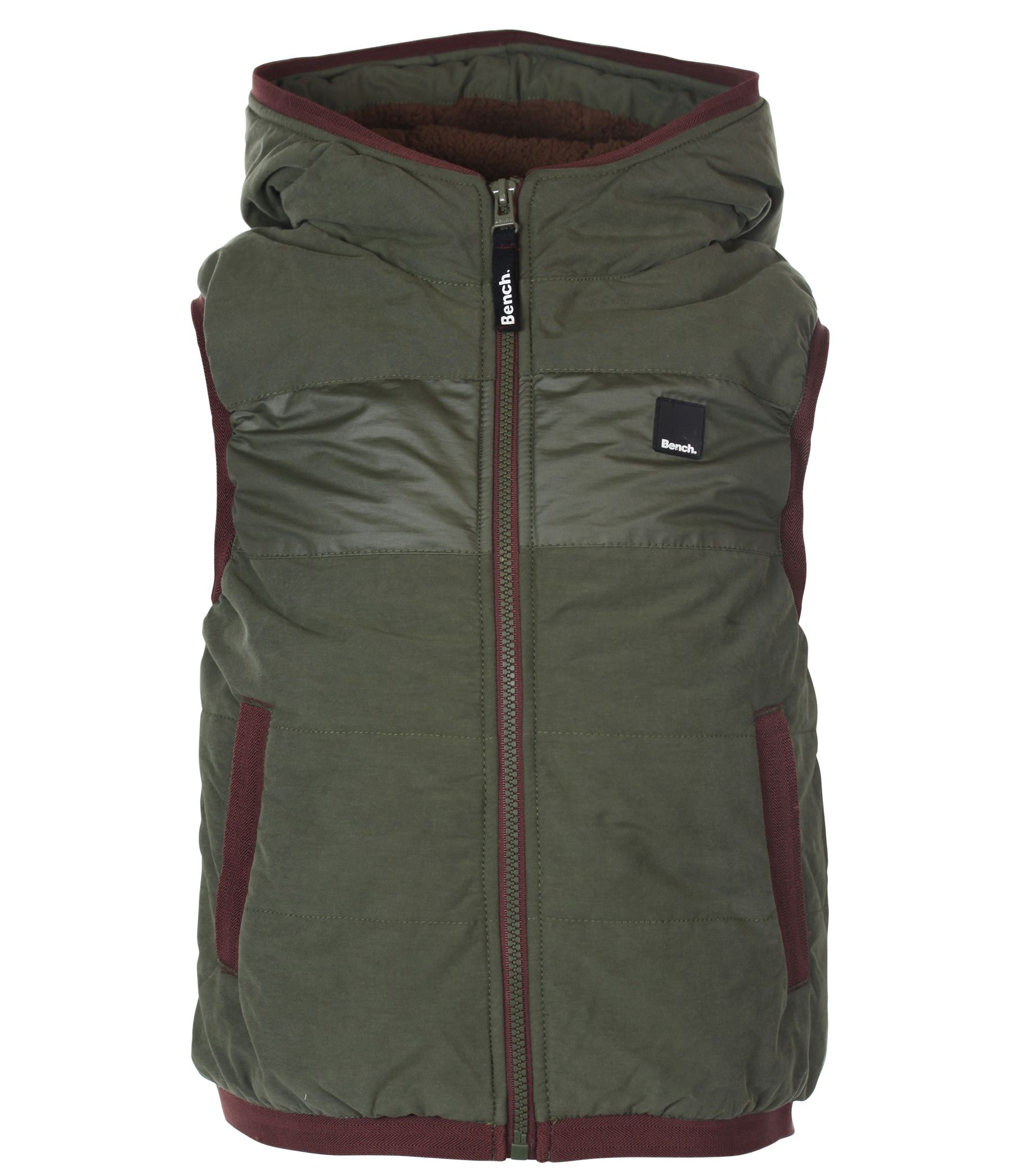 Boy`s abus heavy gilet jacket