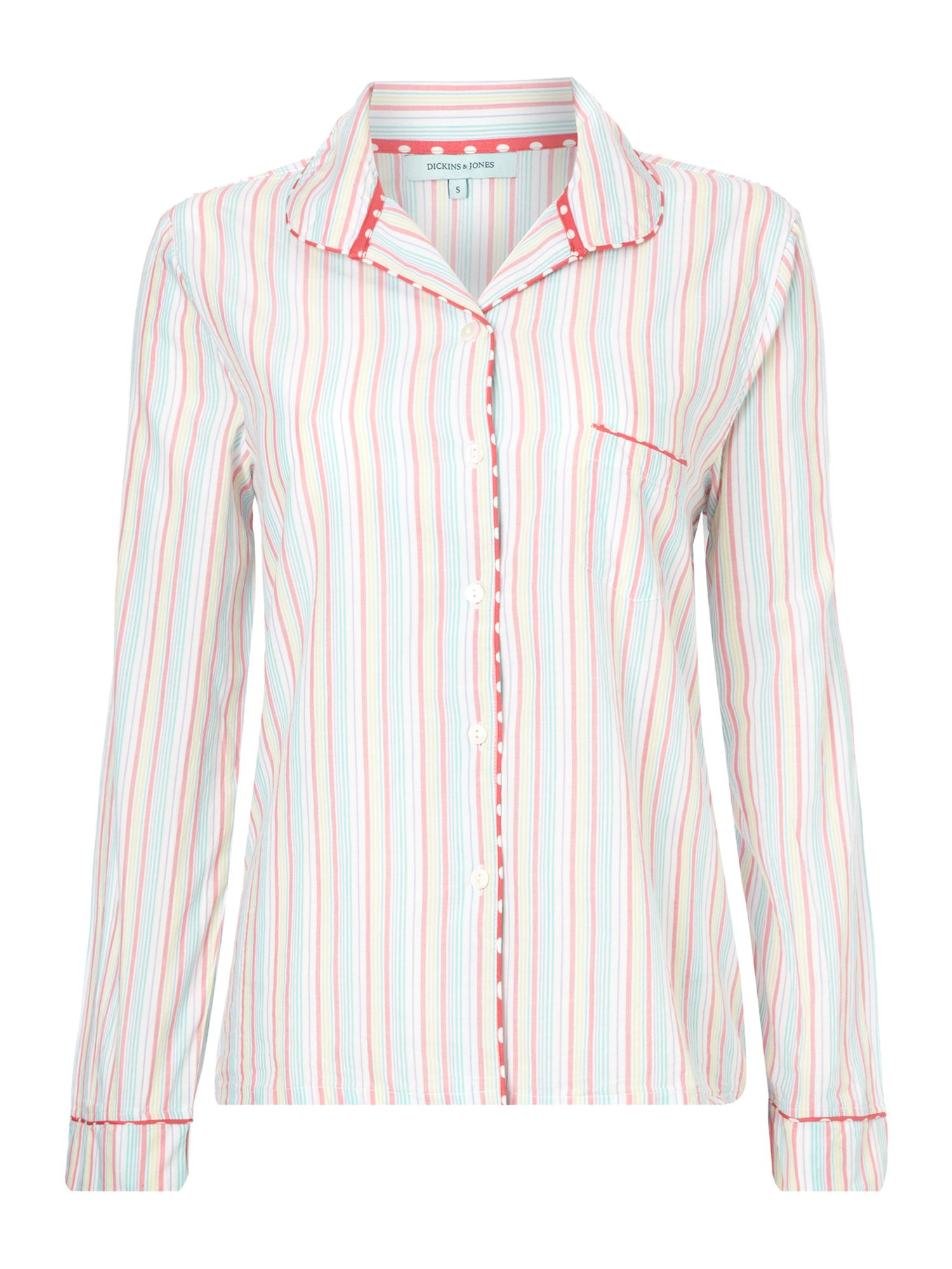 Stripe PJ top