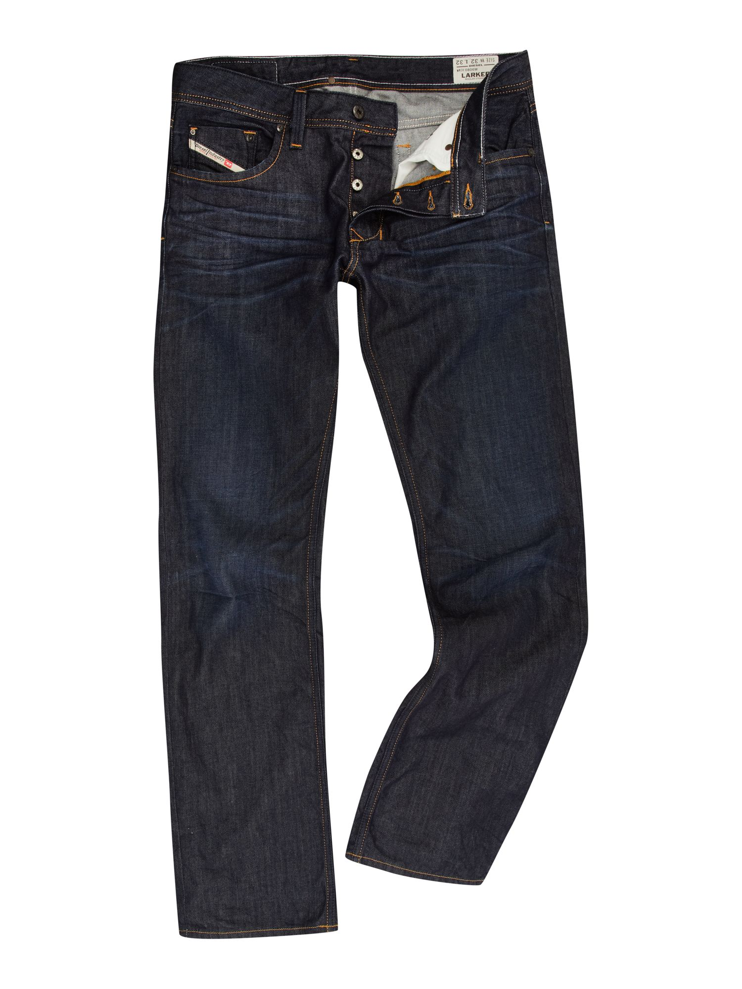 Larkee 806W straight fit jeans
