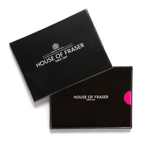 House of Fraser Black House of Fraser Gift Card