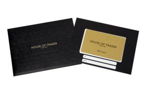 House of Fraser Biba Gift Card