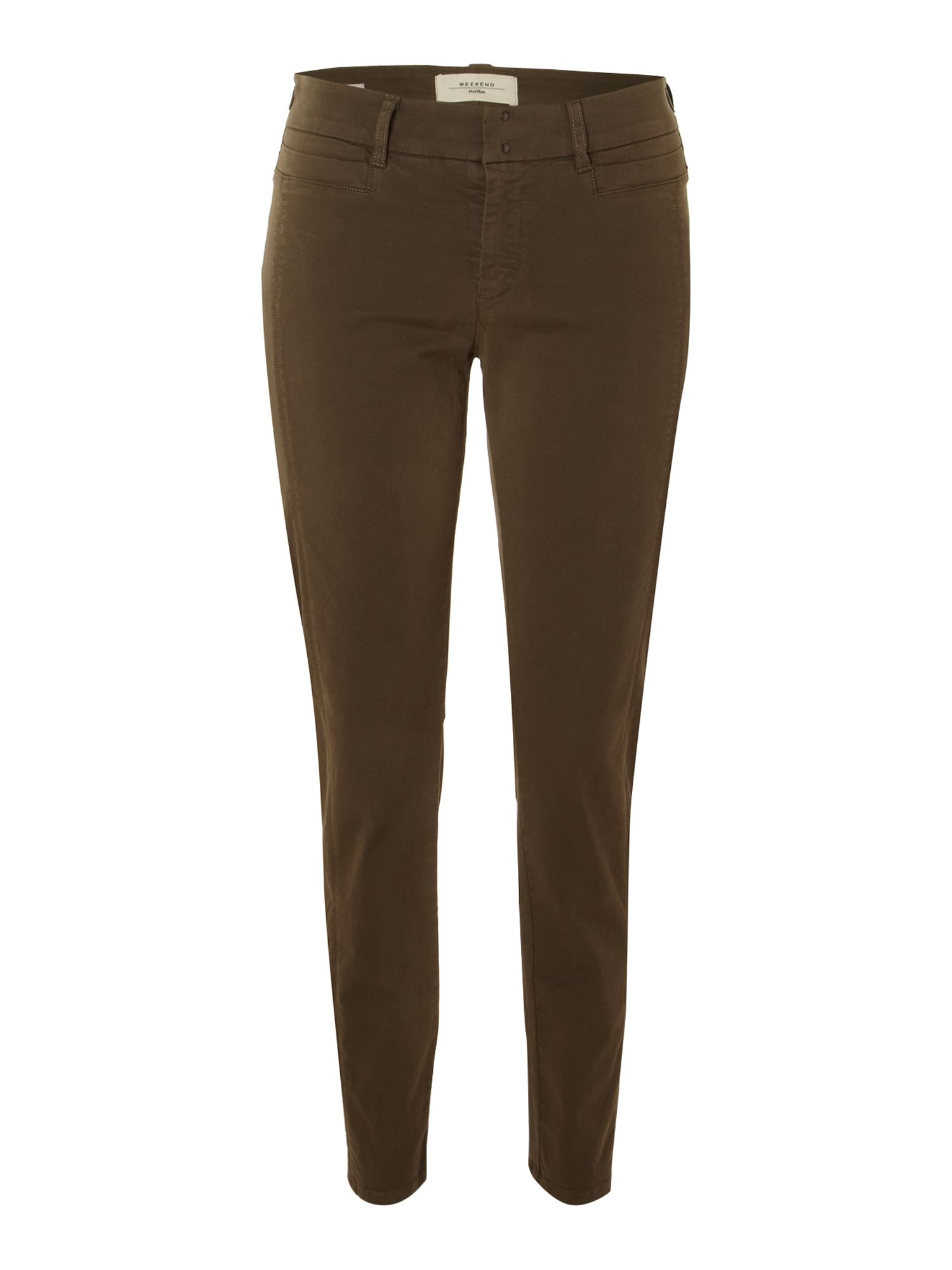 Kate slim fit chino trousers
