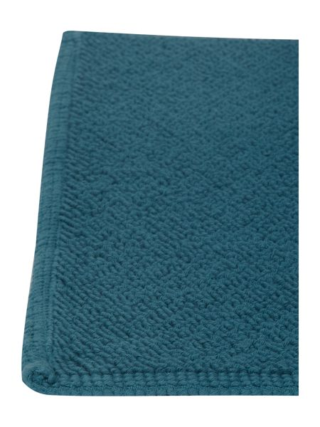 Linea Reversible Bobble Bath Mat in Cerulean