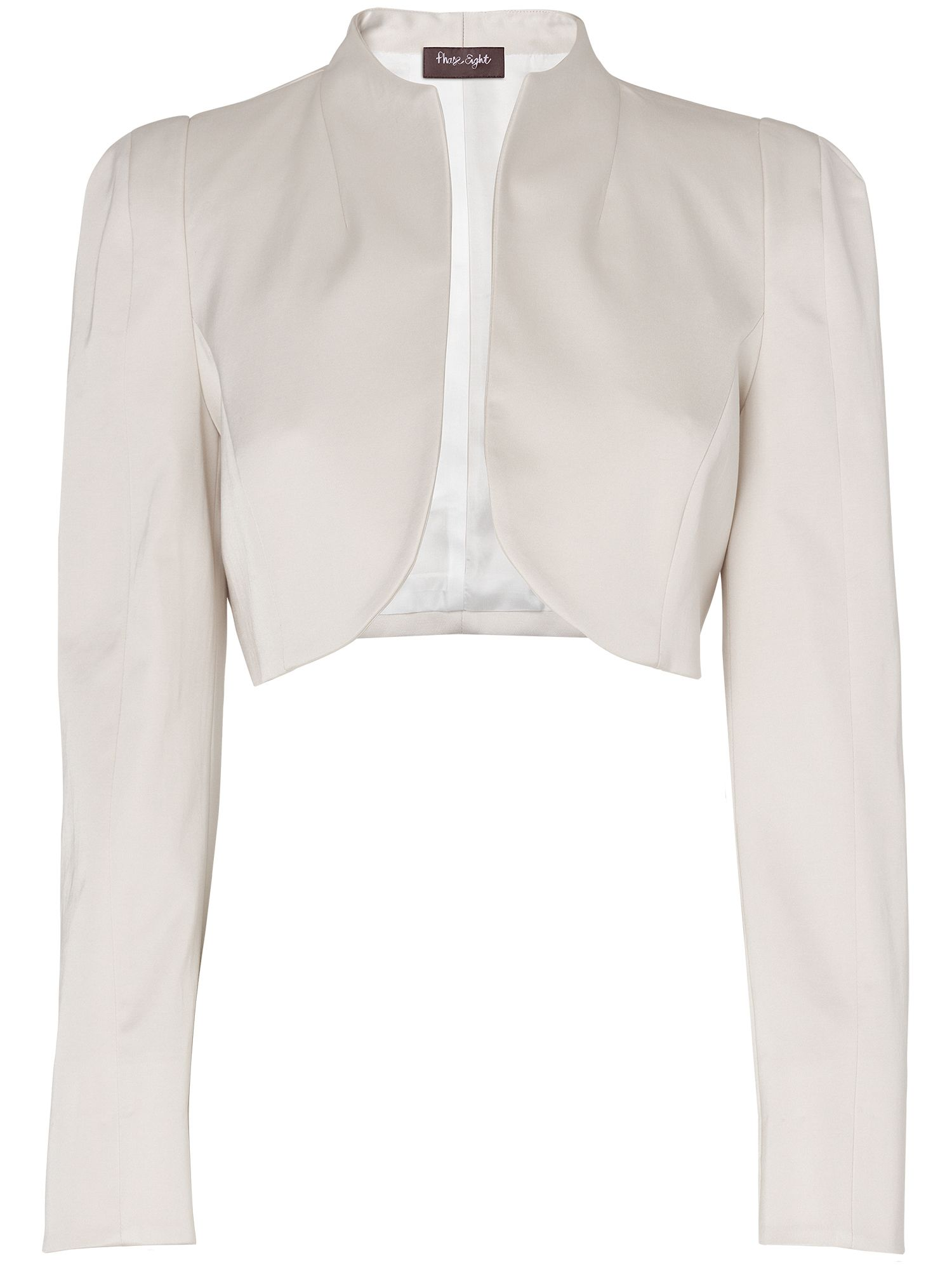 Nicole wedding jacket