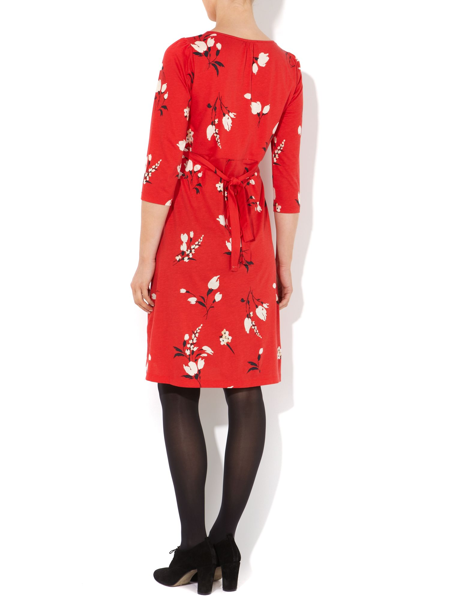 Ladies Tulip Print Dress