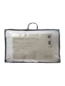 Washable Anti Allergy firm pillow pair