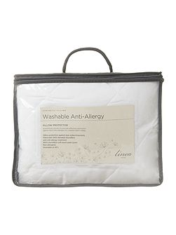Washable Anti Allergy pillow protector