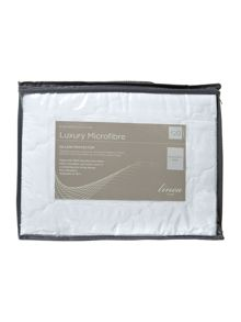 Luxury Microfibre pillow protector pair