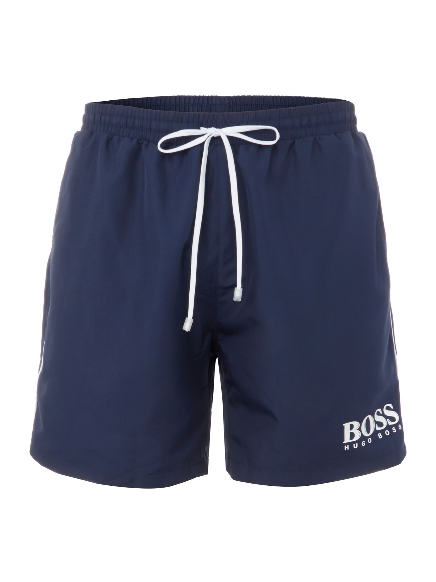 Men's Hugo Boss Classic swim shorts, Blue