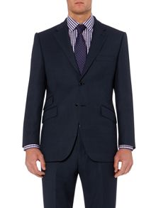 Crawford birdseye suit jacket