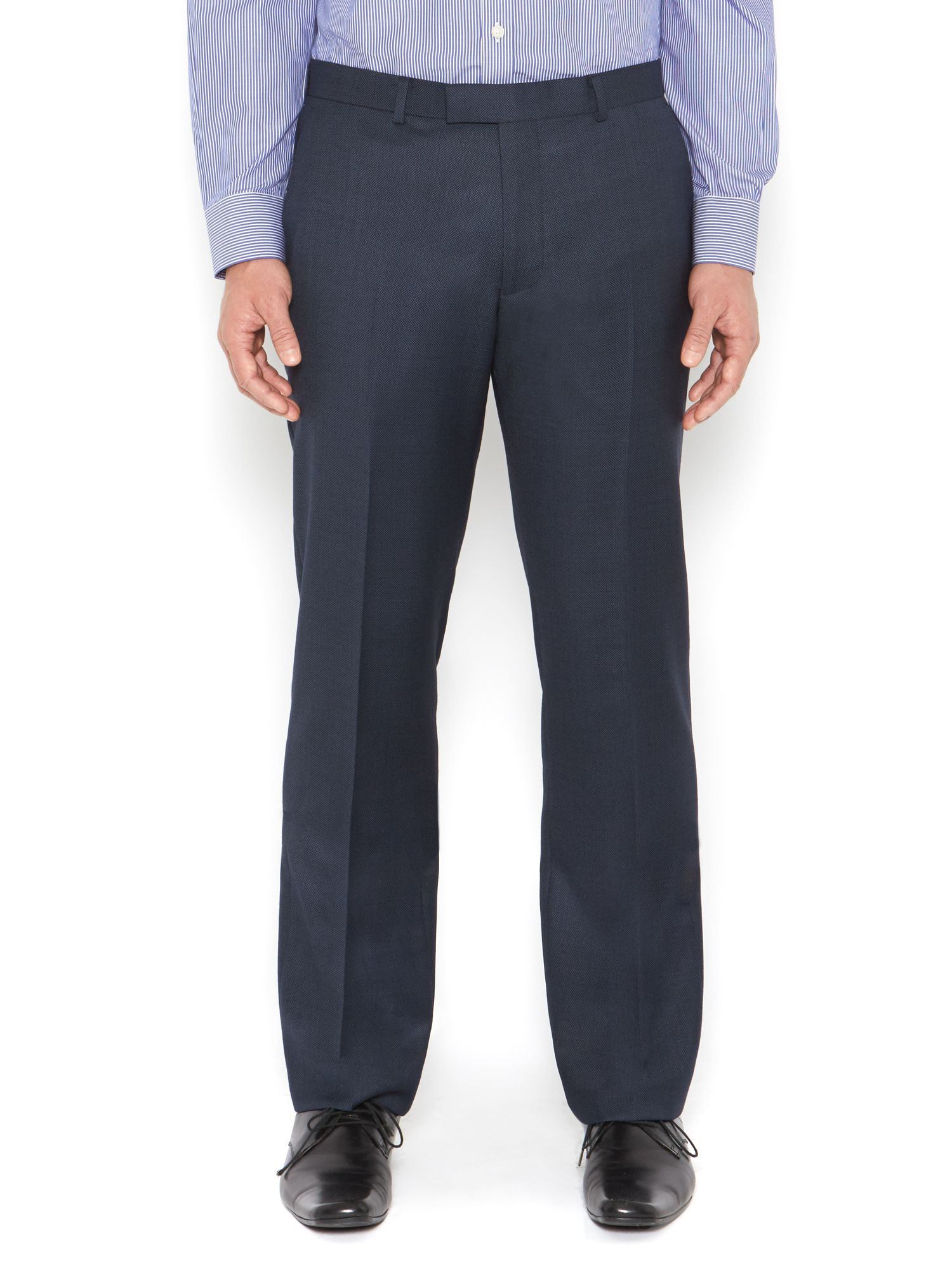 Crawford Birdseye Suit Trousers