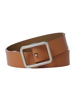 Peter Werth Buckley saddle leather belt