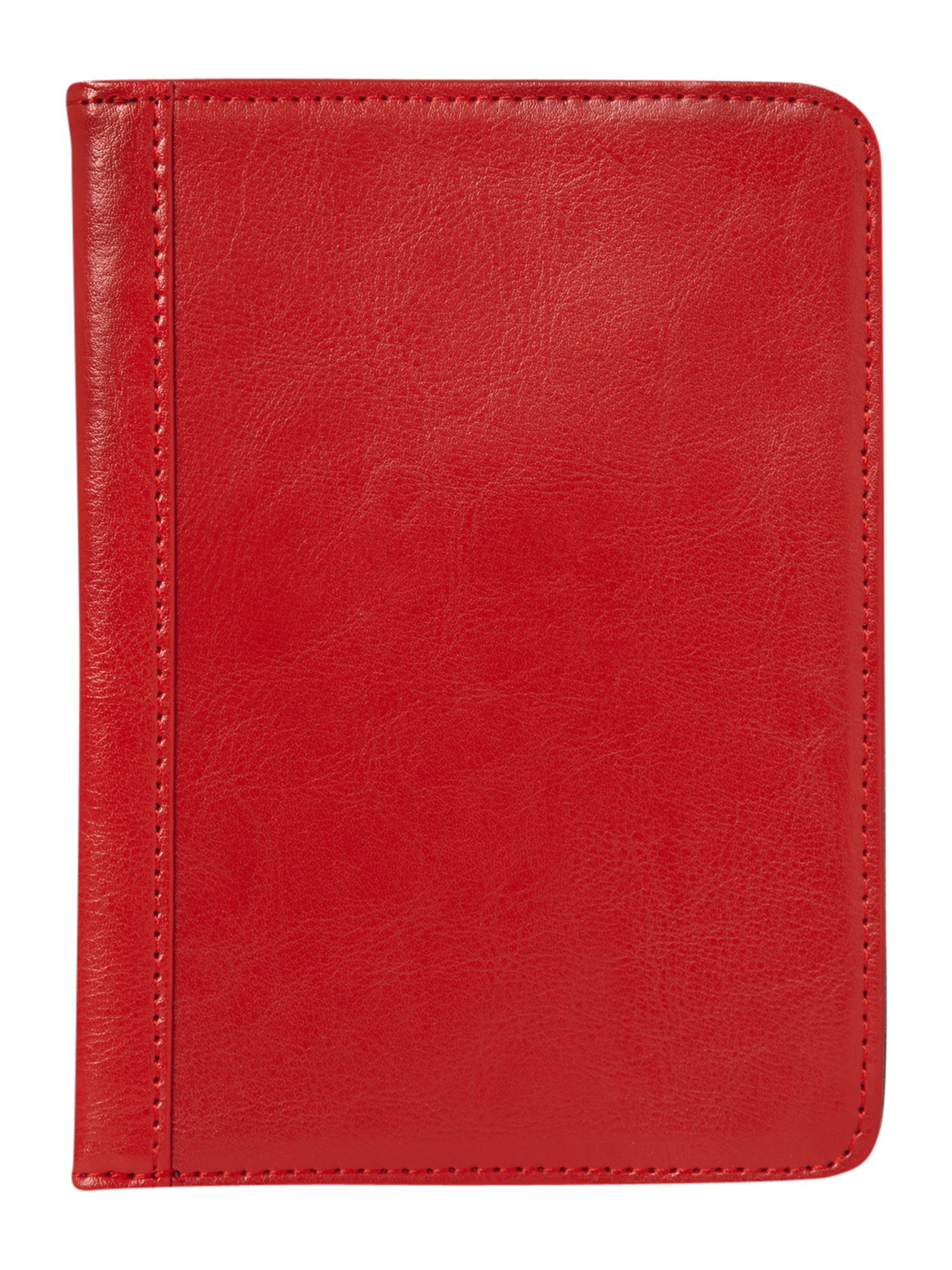 Red leather kindle case