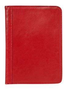 Linea Red leather kindle case