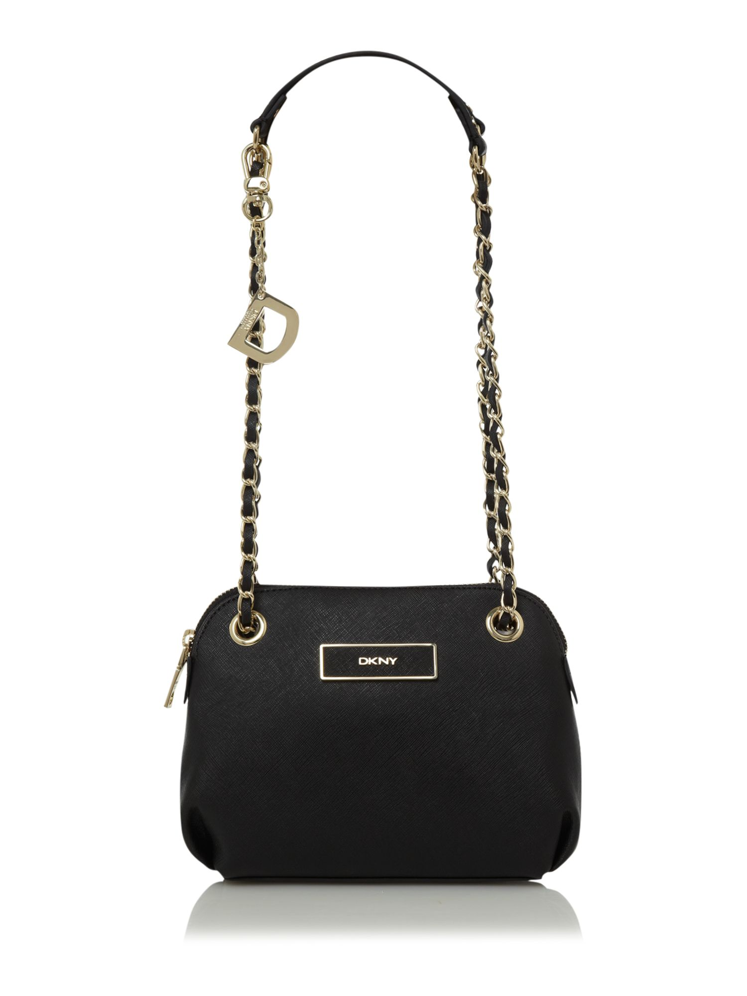 Saffiano small crossbody