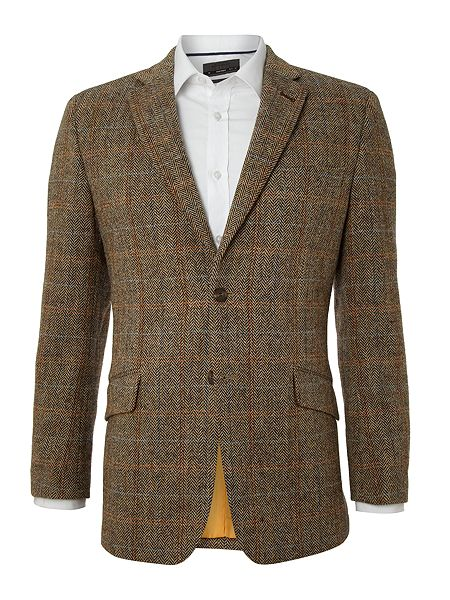 Dating a Harris Tweed label