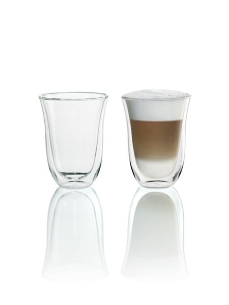 Delonghi Latte Glasses