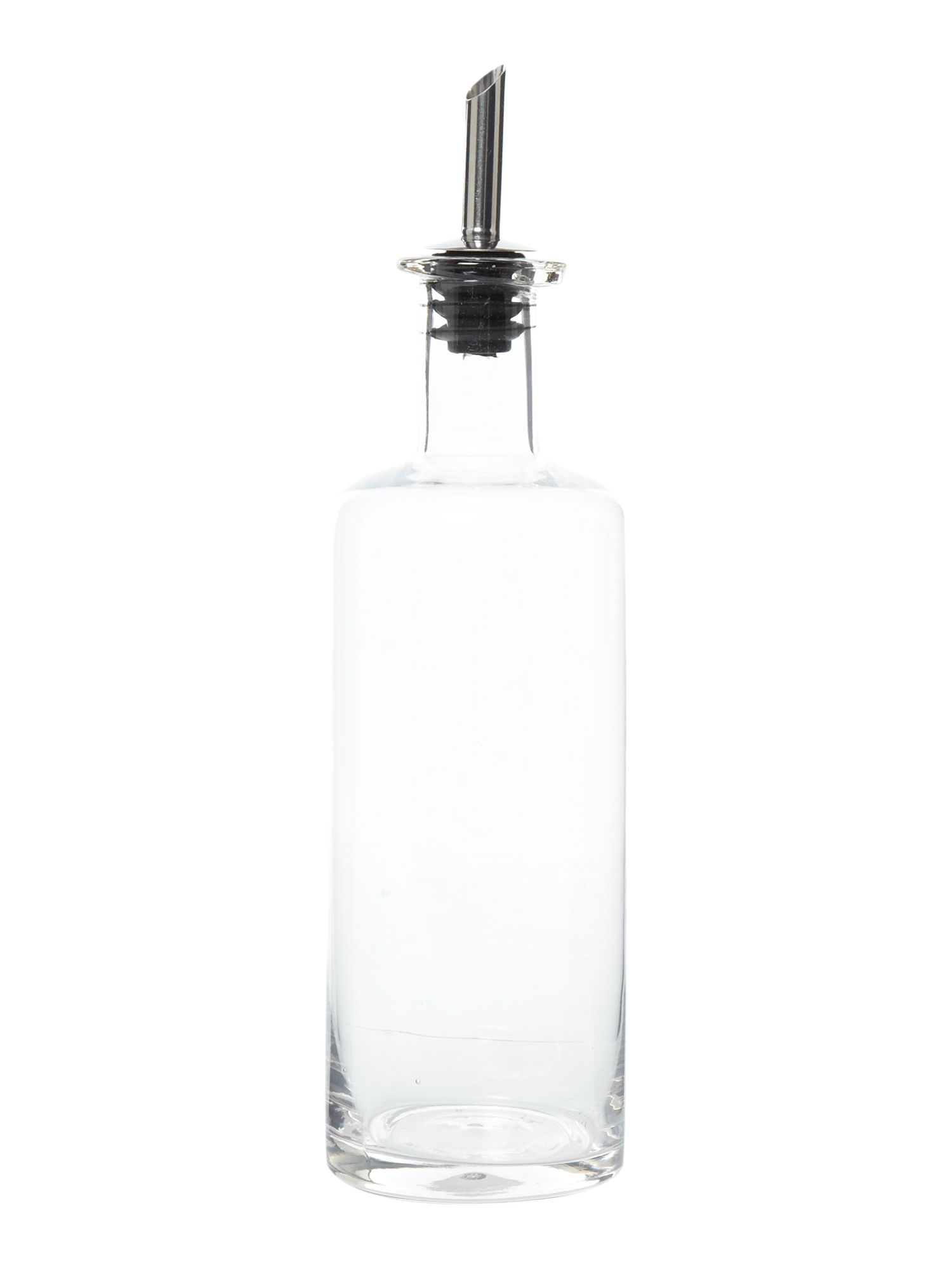 Glass Oil and Vinegar Bottle 450ml