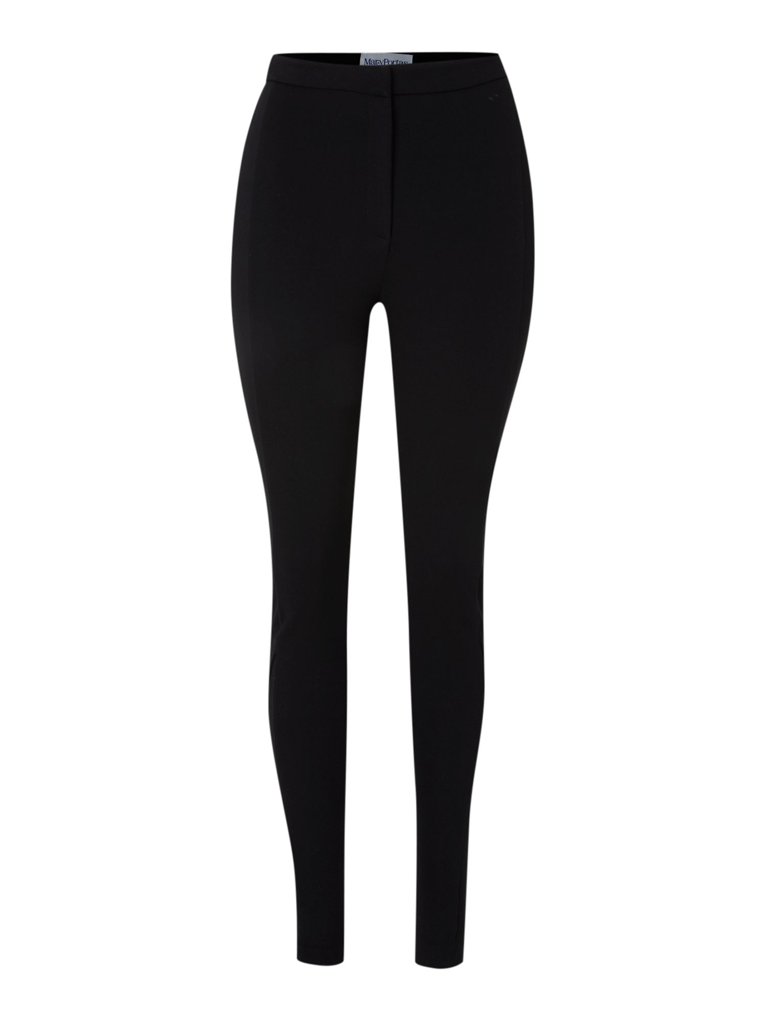 Zip detail power stretch legging