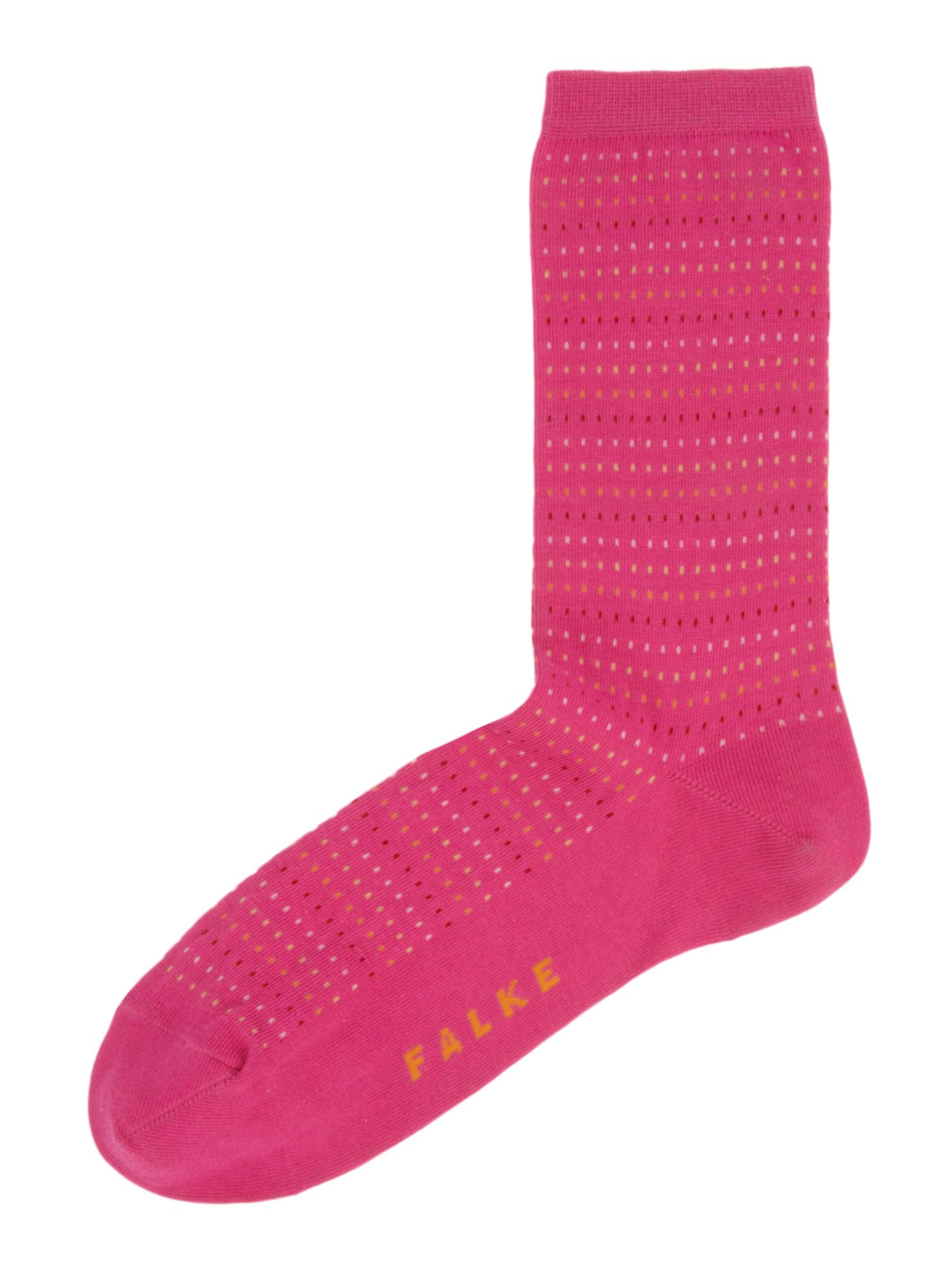 Dot lines socks