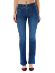 Secret Push-In bootcut jeans
