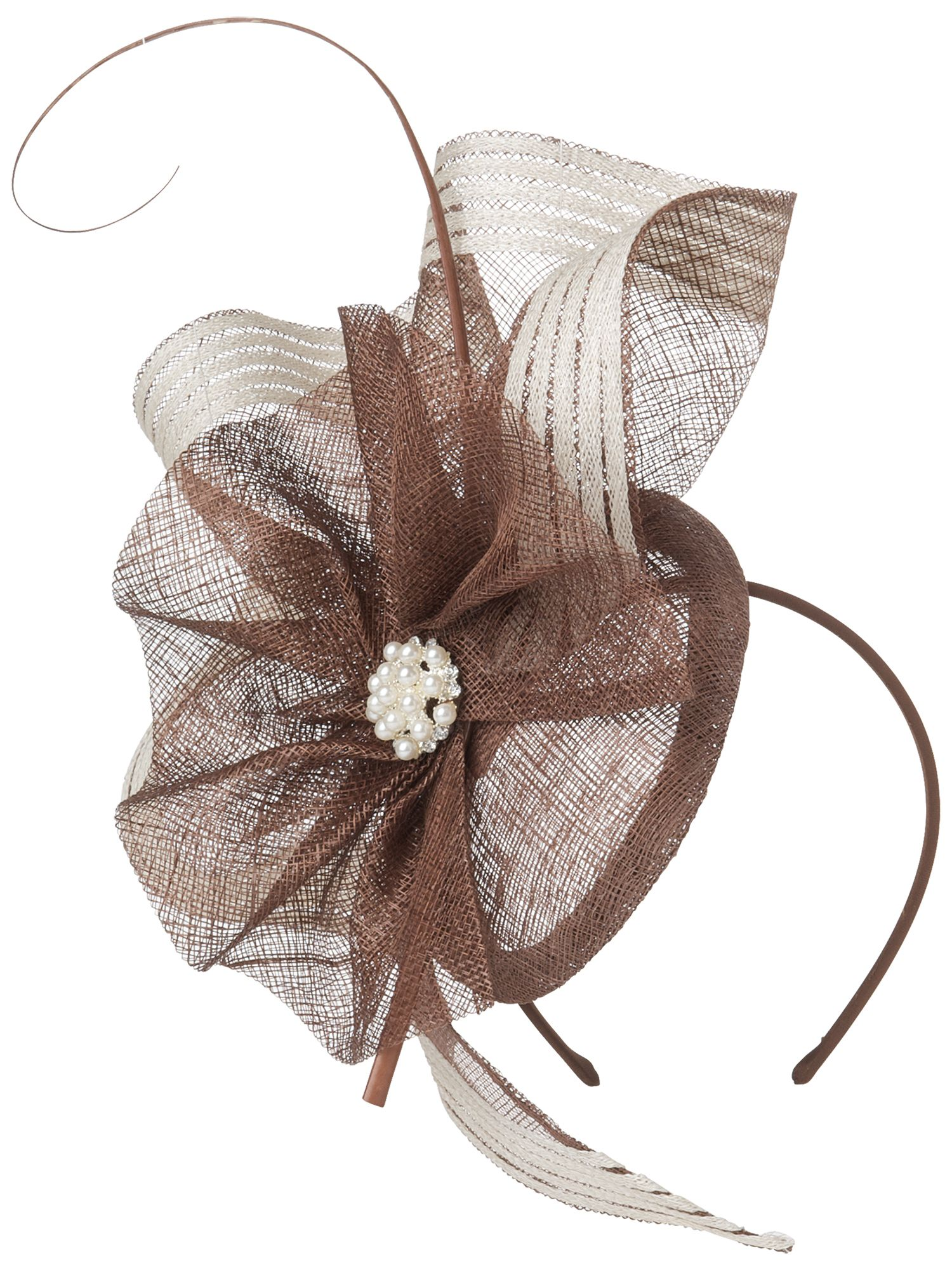 Gracie fascinator