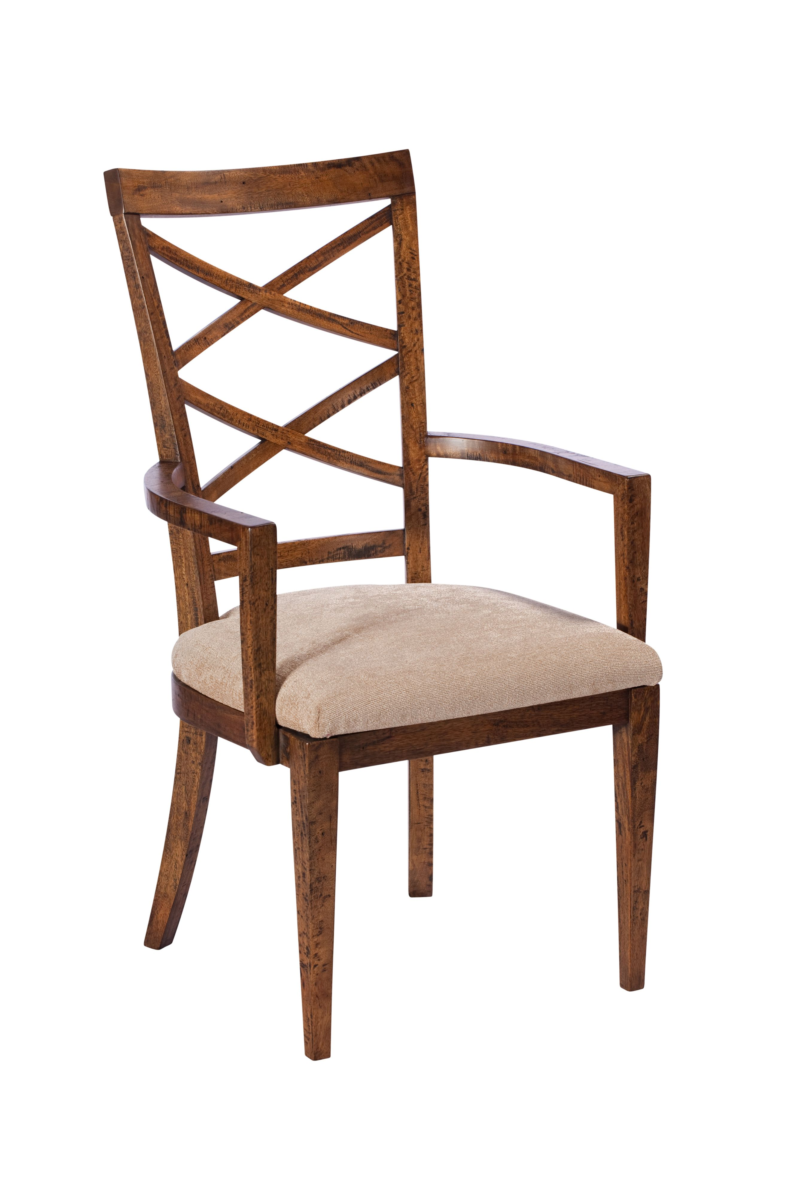 Marlborough biedermeier armchair pair