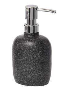 Linea Glitter soap dispenser