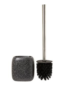 Glitter toilet brush