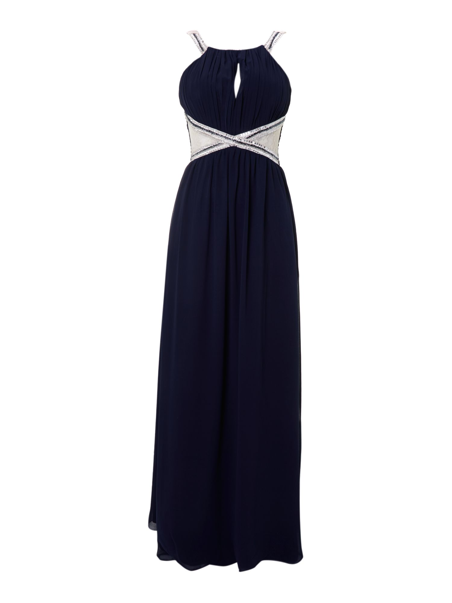 Lauren Pope maxi dress