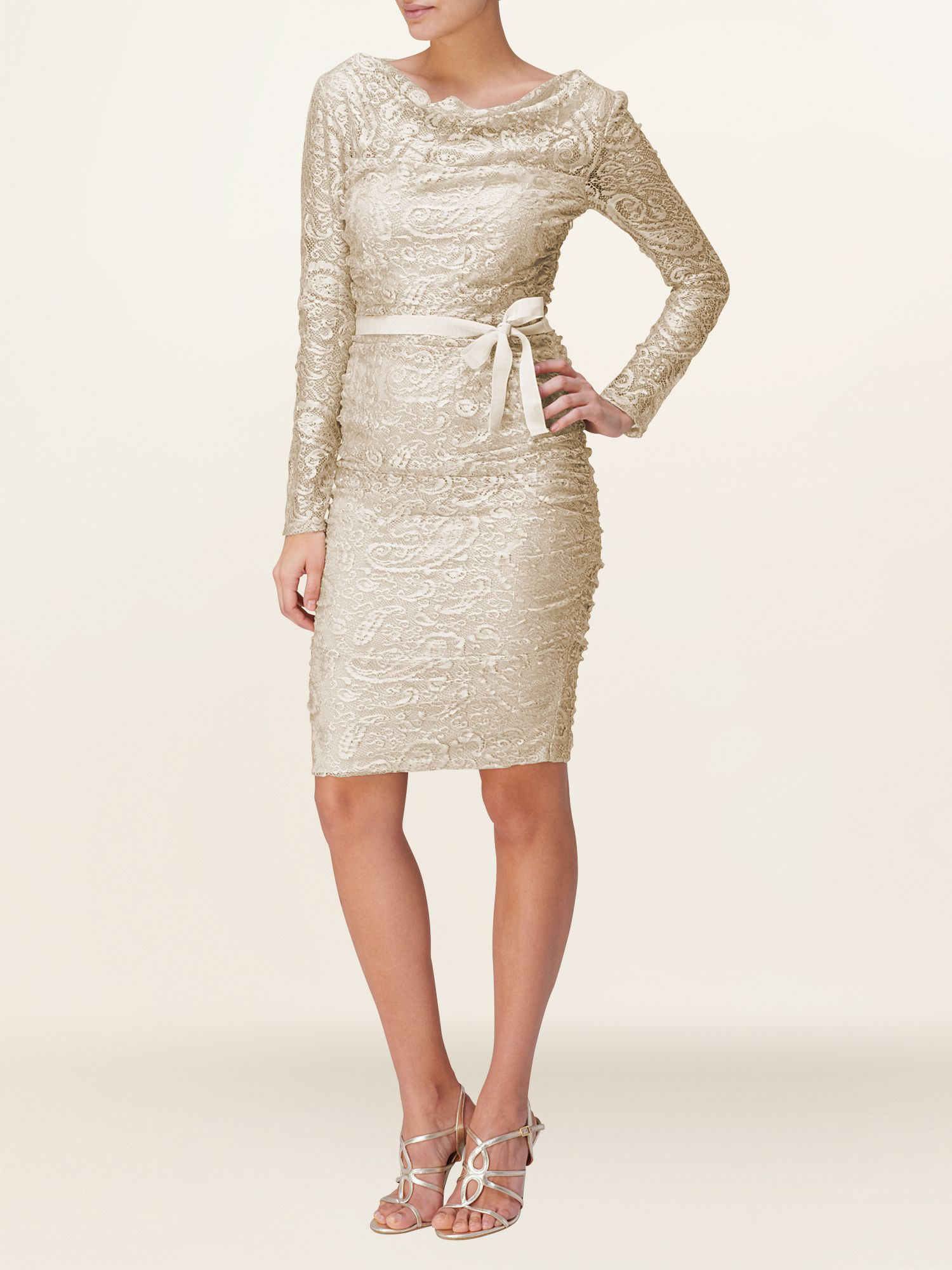 Jemma lace dress