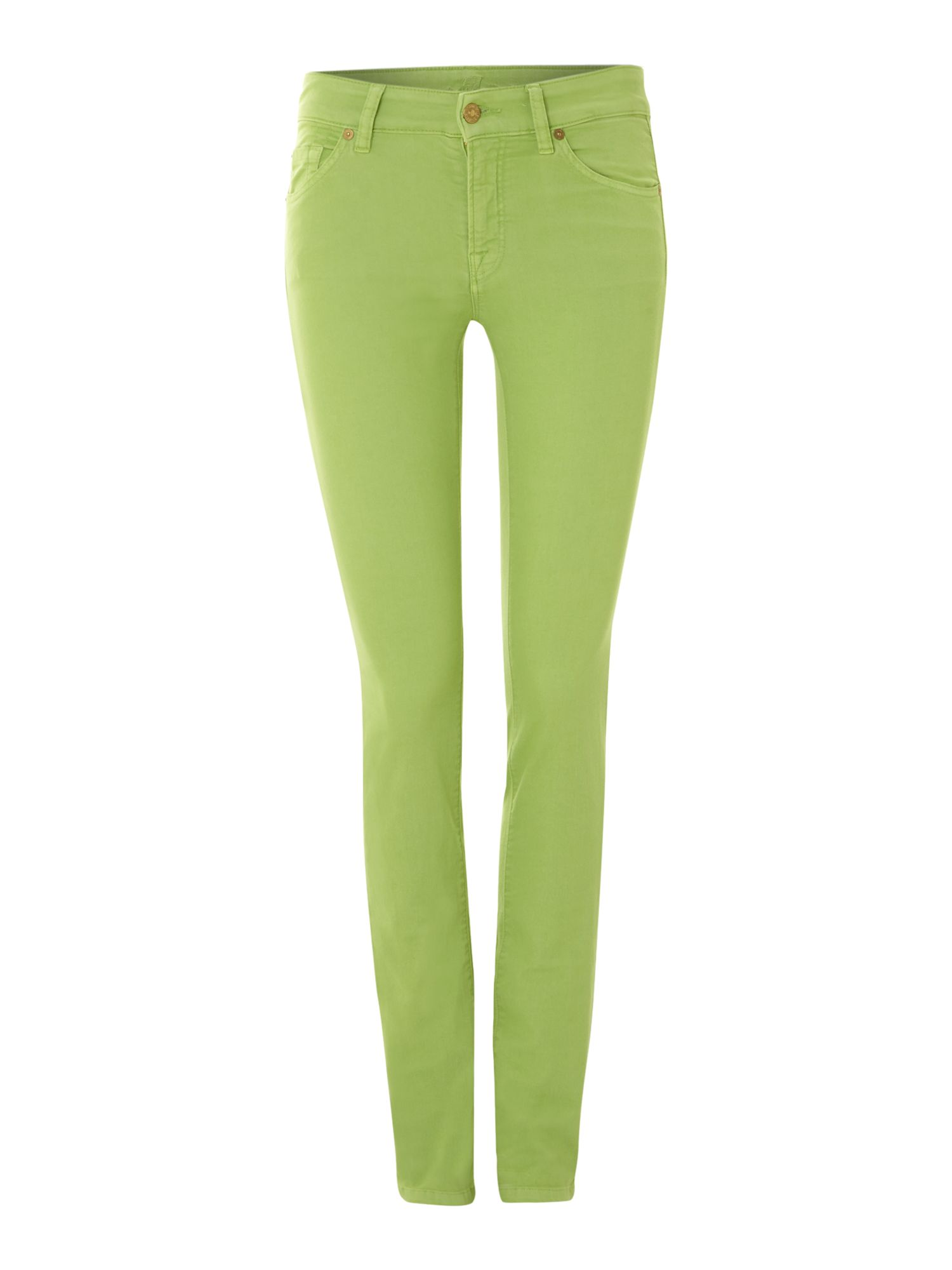 Cristen skinny stretch coloured jeans