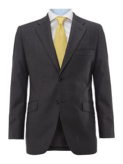 Georgetown twill suit jacket