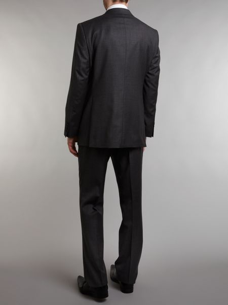 Howick Tailored Georgetown twill suit jacket