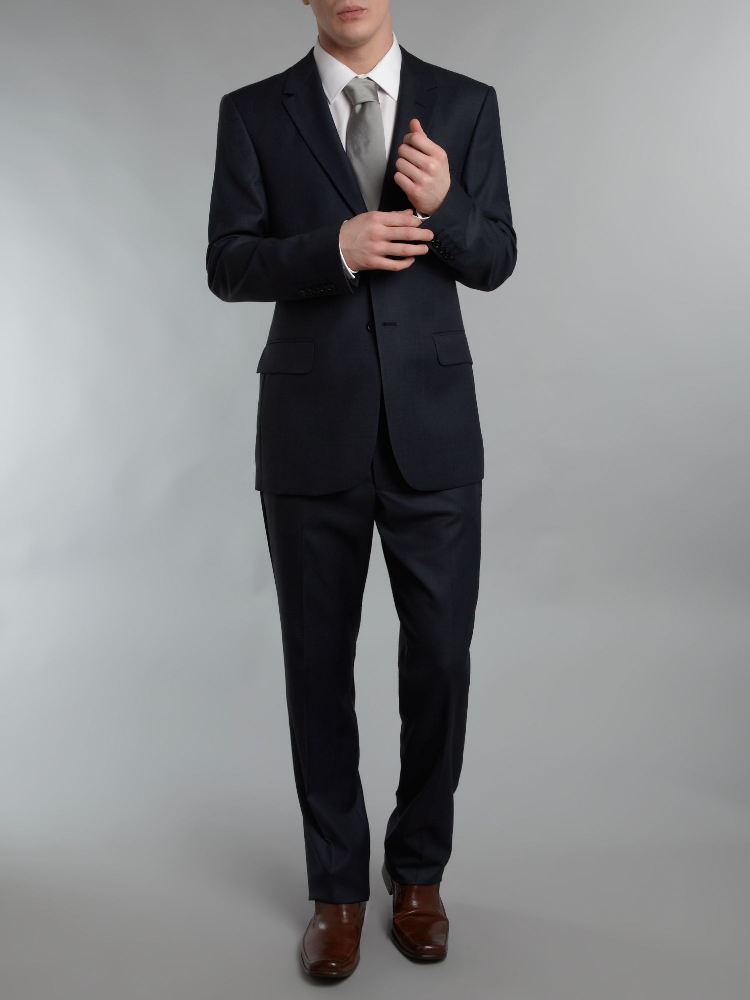 Willoughby birdseye suit