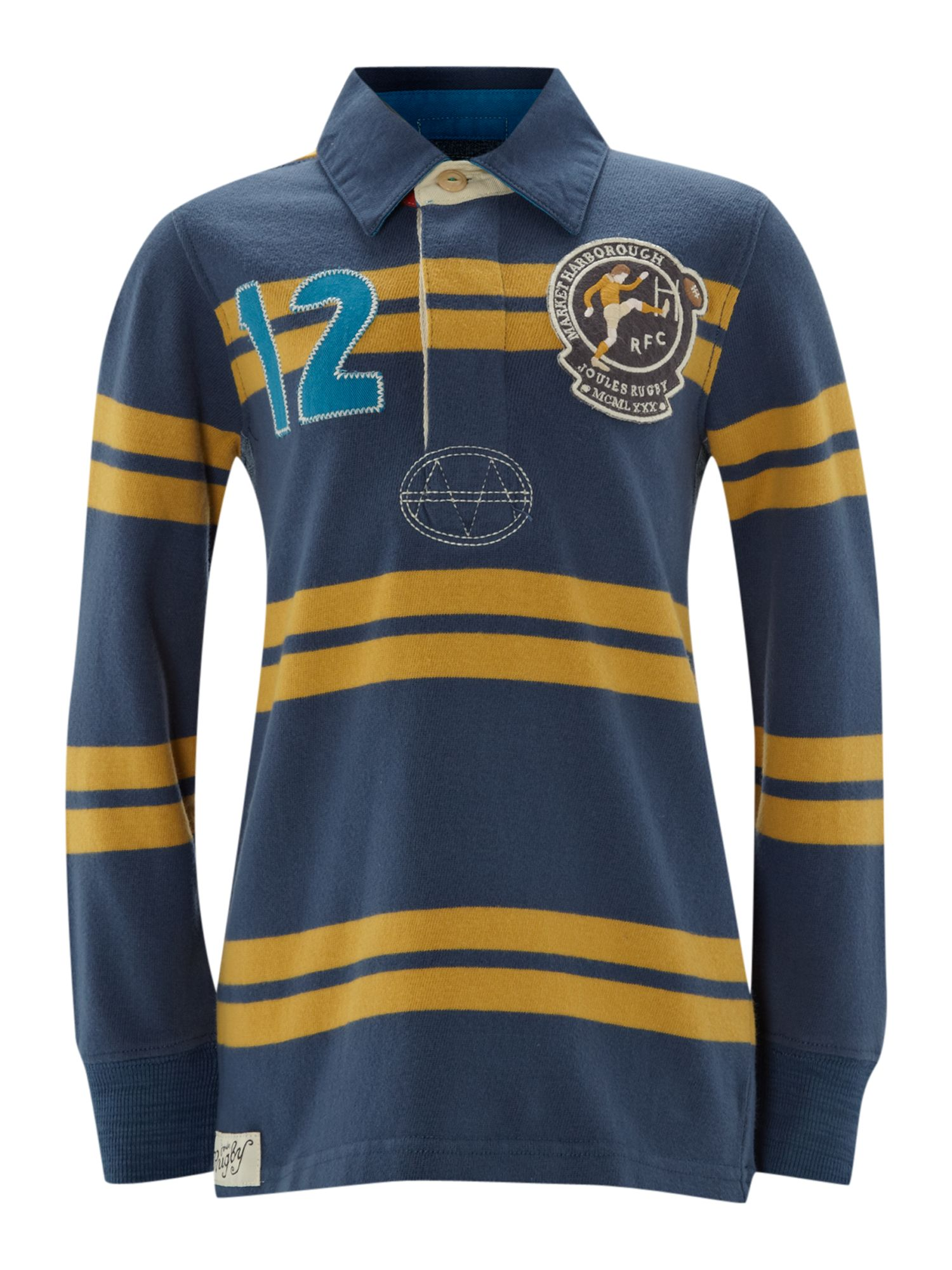 Boy`s lockhurst rugby shirt