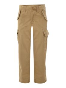 Boy`s iron knee military cargo trousers