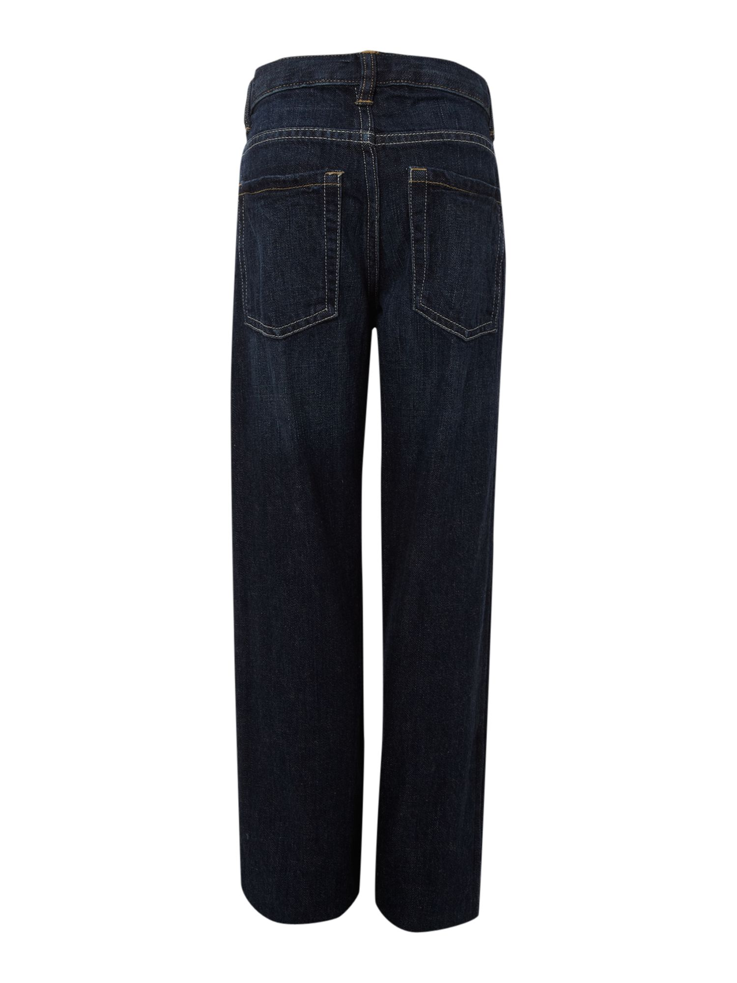 Boy`s iron knee classic-fit jeans