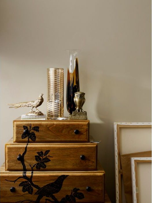 Blackbird 5 drawer dresser