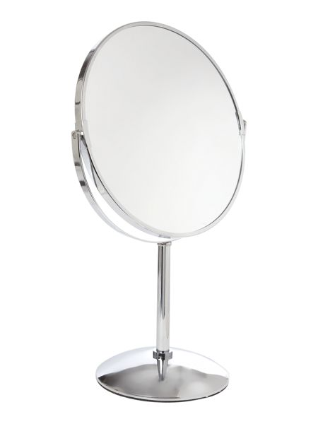 Linea Large Round Magnifying Mirror