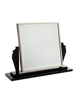 Art Deco Magnifying Mirror