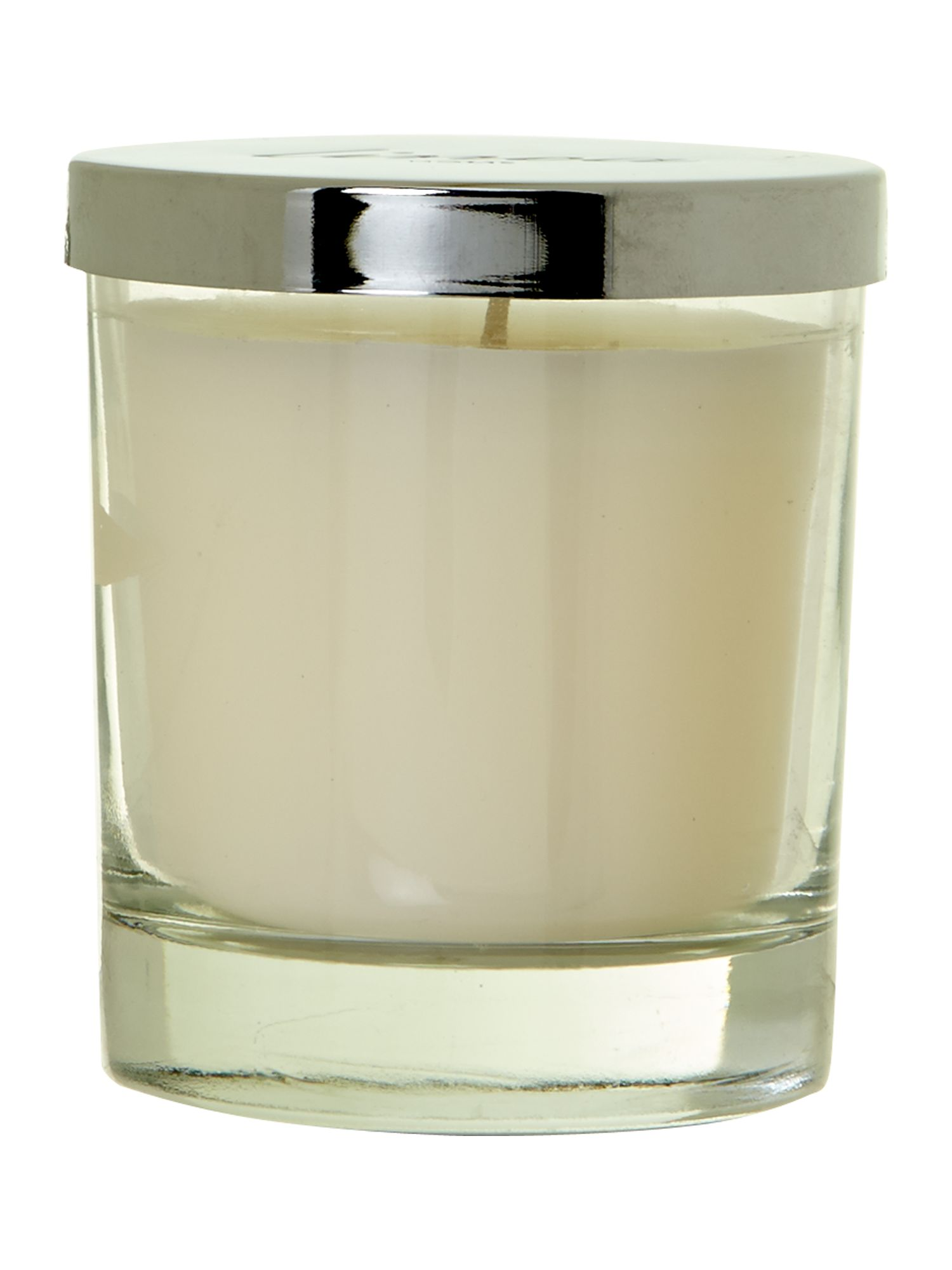 Lemongrass & ginger jar candle - unboxed