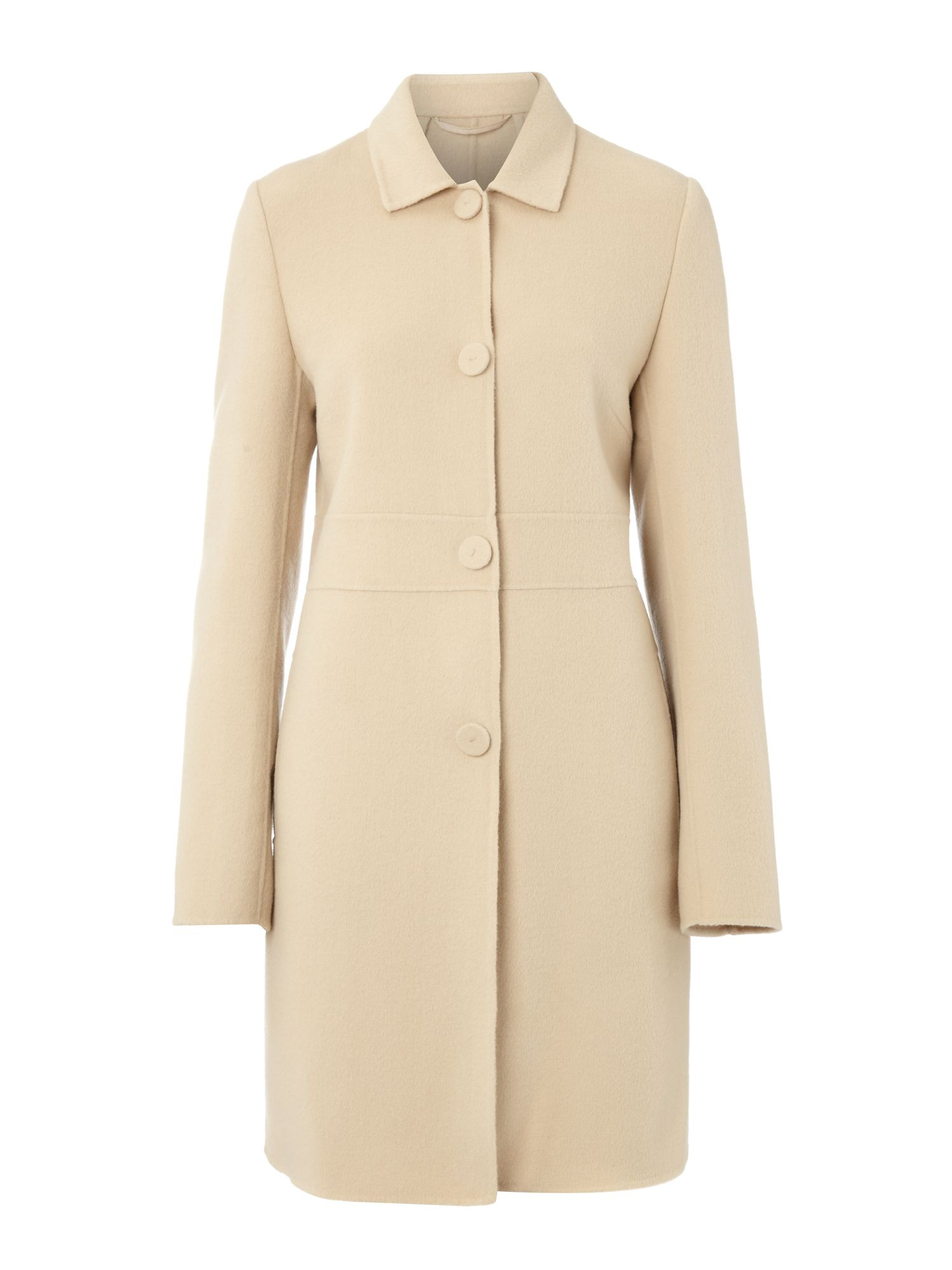Women's MaxMara Studio Cherson princess coat, Beige