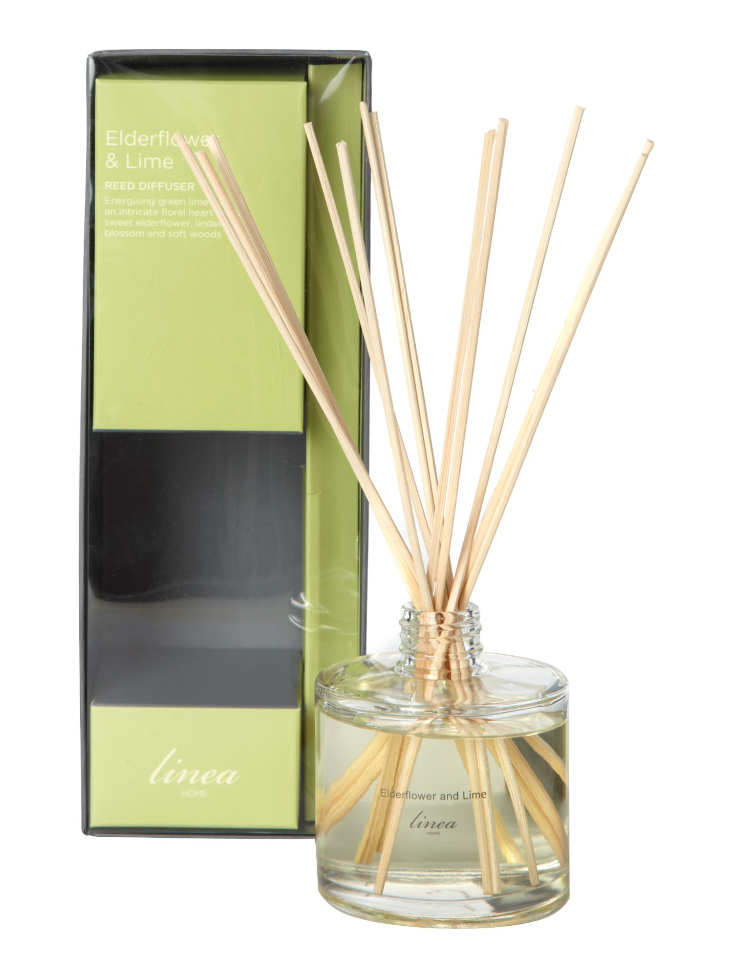 Elderflower and lime diffuser